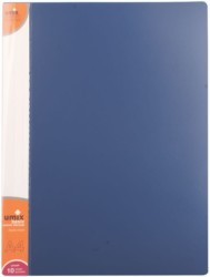 Umix - Umix Basic Sunum Dosyası A4 10'lu Lacivert