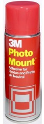 3M - 3M Photo Mount Sprey Yapıştırıcı