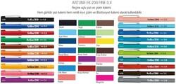 Artline 200 Fineliner 0.4 mm Çizim Kalemi 20 Renk Set - Thumbnail