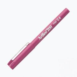 Artline - Artline 200 Fineliner 0.4 mm Çizim Kalemi Pembe