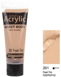 Bigpoint - Bigpoint Akrilik Boya 75 ml Flesh Tint 201