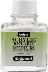 Bigpoint - Bigpoint Akrilik Boya Kuruma Geciktirici Medyum 75 ml