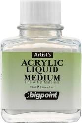 Bigpoint - Bigpoint Akrilik Boya Likit Medyum 75 ml