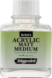 Bigpoint - Bigpoint Akrilik Boya Mat Medyum 75 ml