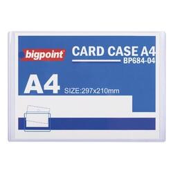 Bigpoint - Bigpoint BP684-04 A4 Afiş Muhafaza Kabı
