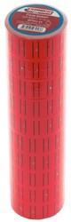 Bigpoint - Bigpoint Fiyat Etiketi 10'lu Kırmızı