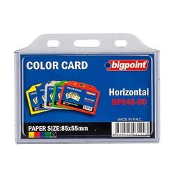 Bigpoint - Bigpoint Kart Poşeti Yatay 85x55mm