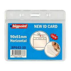 Bigpoint - Bigpoint Kart Poşeti Yatay 90x61mm