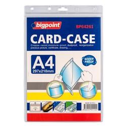 Bigpoint - Bigpoint Kilitli Kart Poşeti Dikey A4 (210x297mm)
