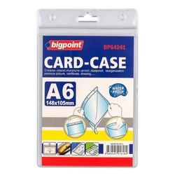 Bigpoint - Bigpoint Kilitli Kart Poşeti Dikey A6 (105x148mm)