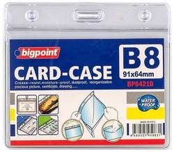 Bigpoint - Bigpoint Kilitli Kart Poşeti Yatay B8 (91x64mm)