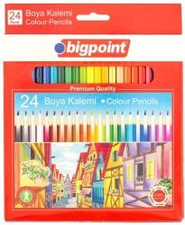 Bigpoint - Bigpoint Kuru Boya Kalemi 24 Renk