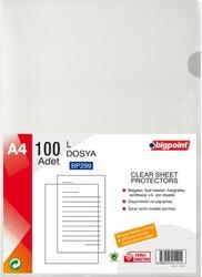 Bigpoint - Bigpoint L Dosya Standart 90 Mikron 100'lü Paket