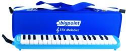 Bigpoint - Bigpoint Melodika 37 Tuşlu Mavi