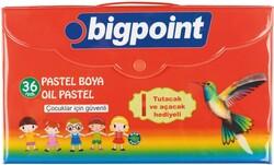 Bigpoint - Bigpoint Pastel Boya 36 Renk Çantalı