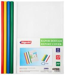 Bigpoint - Bigpoint Sıkıştırmalı Rapor Dosyası 11mm - 5 Renk
