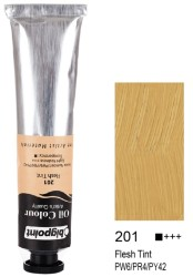 Bigpoint - Bigpoint Yağlı Boya 200 ml Flesh Tint 201