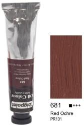 Bigpoint - Bigpoint Yağlı Boya 200 ml Red Ochre 681