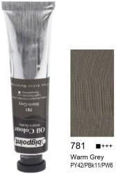 Bigpoint - Bigpoint Yağlı Boya 200 ml Warm Grey 781