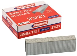 Bigpoint - Bigpoint Zımba Teli No:23/23