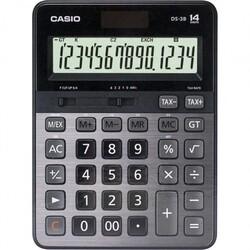 Casio - Casio DS-3B Hesap Makinesi Masa Üstü 14 Hane