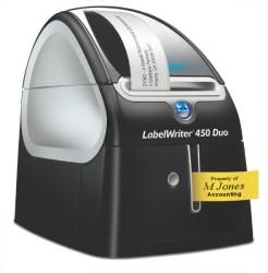 Dymo - Dymo LabelWriter 450 Duo PC Bağlantılı Etiket Yazıcı