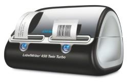 Dymo - Dymo LabelWriter 450 TwinTurbo PC Bağlantılı Etiket Yazıcı