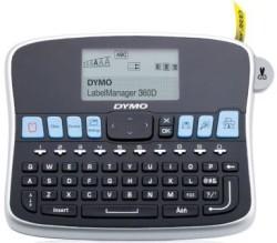 Dymo - Dymo LM 360D Masaüstü Şarj edilebilir Etiketleme Makinesi