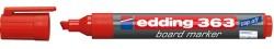 Edding - Edding 363 Board Markör Kırmızı