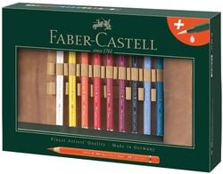 Faber Castell - Faber Albrecht Dürer Magnus Suluboya Kalemi 18'li