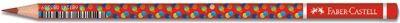Faber-Castell Başlık Kalemi Bubble Kırmızı