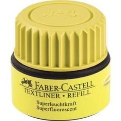 Faber Castell - Faber-Castell Fosforlu Mürekkebi Sarı