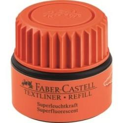Faber Castell - Faber-Castell Fosforlu Mürekkebi Turuncu
