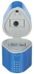 Faber Castell - Faber-Castell Grip 2001 Mavi Kalemtraş