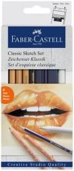 Faber Castell - Faber-Castell Klasik Sketch Seti