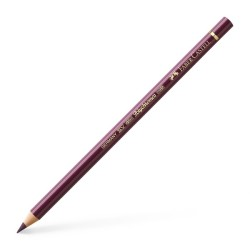Faber Castell - Faber-Castell Polychromos Kuru Boya Kalemi – 194 Red-Violet