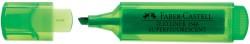 Faber Castell - Faber-Castell Şeffaf Gövde Fosforlu Kalem 1546 Yeşil