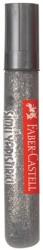 Faber Castell - Faber-Castell Simli Yapıştırıcı 10.5 ml. Gümüş