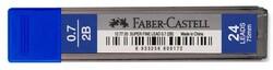 Faber Castell - Faber-Castell Süper Fine Min 2B 0.7 mm (75 mm)
