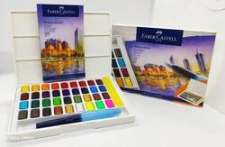 Faber Castell - Faber Creative Studio Tablet Suluboya 36'lı