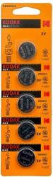 Kodak - Kodak CR2032 Lithium Para Pil 5'li