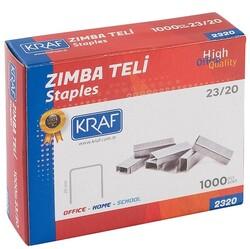 Kraf - Kraf 2320 Zımba Teli 23/20 1000 li