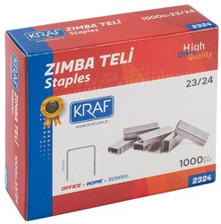 Kraf - Kraf 2324 Zımba Teli 23/24 1000 li