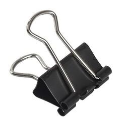 Kraf - Kraf 419G Çelik Kıskaç Siyah 19mm 12li