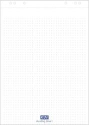 Kraf - Kraf 712G Flipchart Kağıdı Rulo 64x90cm Klavuz Çizgili 25 Yaprak