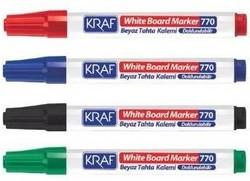 Kraf - Kraf 770 Doldurulabilir Beyaz Tahta Kalemi