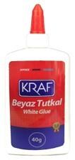 Kraf - Kraf 775G Beyaz Tutkal 40gr.