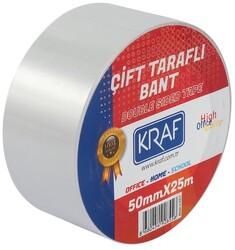 Kraf - Kraf Çift Taraflı Bant 50mmx25mt