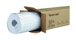 Legamaster - Legamaster Kareli Flipchart Kağıdı Rulo 65x98cm 100 Yaprak