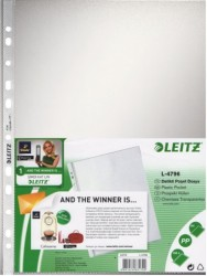 Leitz - Leitz 4796 Poşet Dosya 100'lük